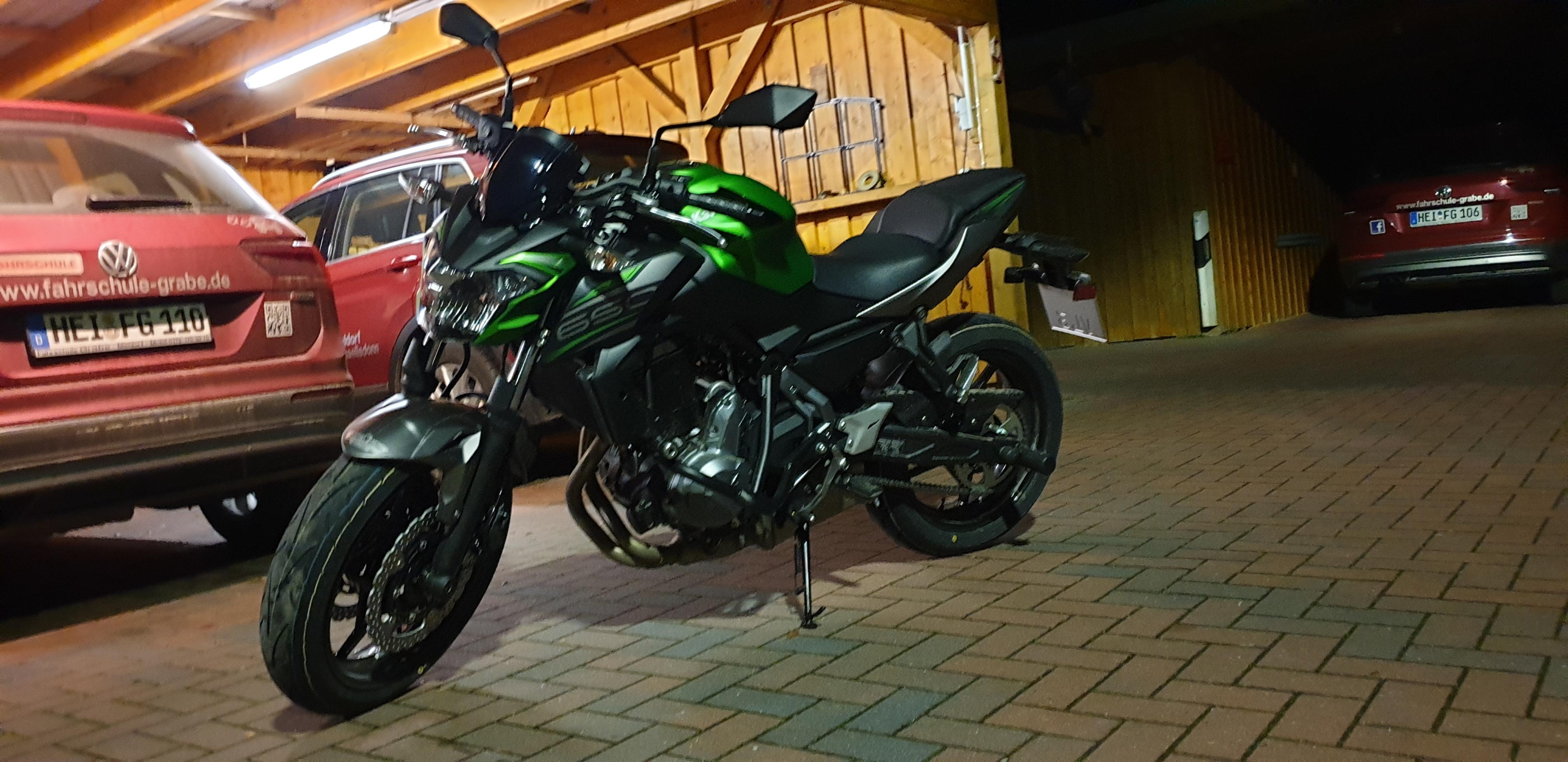 Z650 grün 3